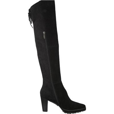 Vicky Thigh-High Boots TAMARIS