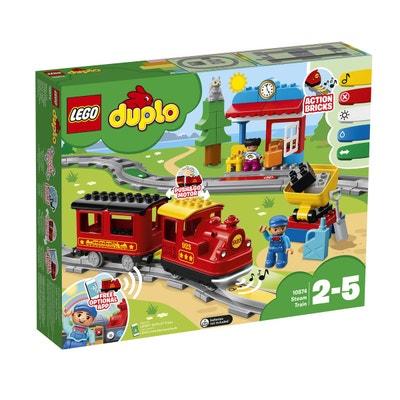 Train à vapeur 10874 Train à vapeur 10874 DUPLO