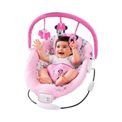BABY-WALZ La transat Delights Bouncer MINNIE MOUSE lit bébé BABY-WALZ La transat Delights Bouncer MINNIE MOUSE lit bébé BABY-WALZ