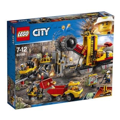Mijnbouwexpertlocatie 60188 Mijnbouwexpertlocatie 60188 LEGO CITY