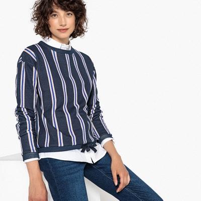 Gestreepte sweater Gestreepte sweater La Redoute Collections