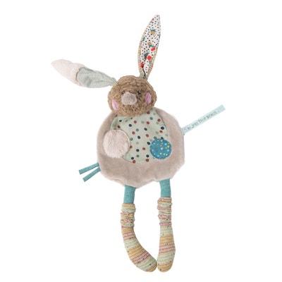 Les Jolis Trop Beaux Rabbit Comforter Les Jolis Trop Beaux Rabbit Comforter MOULIN ROTY