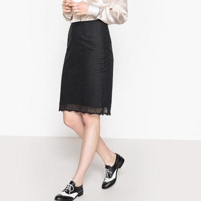 Lace Pencil Skirt Lace Pencil Skirt La Redoute Collections