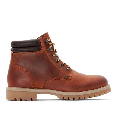28e51558b29d7 Boots JFWSTOKE LEATHER BOOT Boots JFWSTOKE LEATHER BOOT JACK   JONES