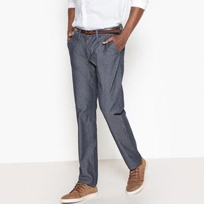 Spodnie bawełniane, z gumką w pasie Spodnie bawełniane, z gumką w pasie TOM TAILOR