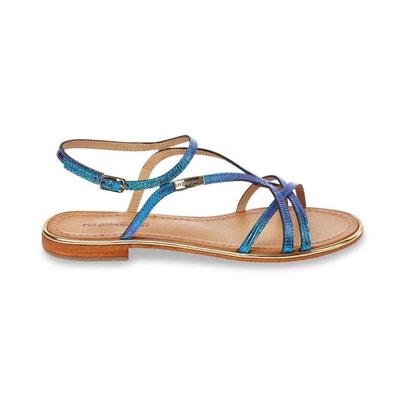 Sandales cuir Menton Sandales cuir Menton LES TROPEZIENNES par M BELARBI
