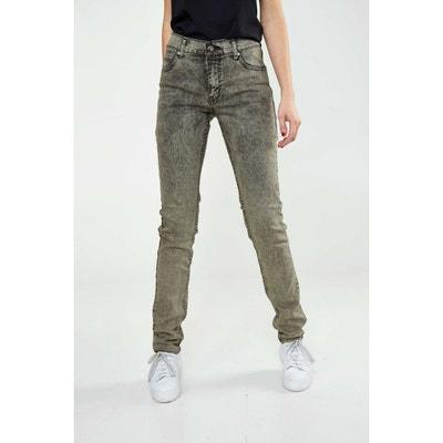 Jeans Tight Cheap Monday Gris CHEAP MONDAY