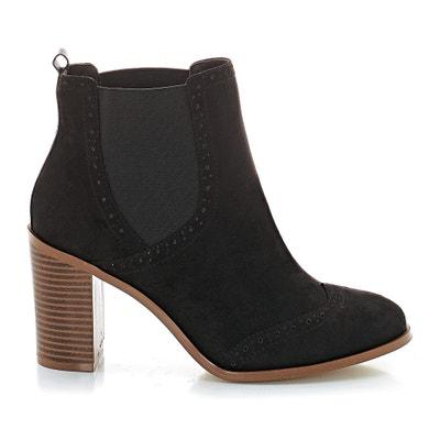 Boots mit Absatz La Redoute Collections