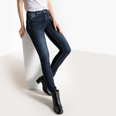 Jean slim taille haute, effet push up PULP HIGH LE TEMPS DES CERISES