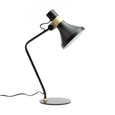 Lampe métal et laiton JAZZY La Redoute Interieurs