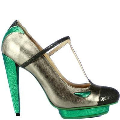 Chaussure femme en cuir ELODIE Chaussure femme en cuir ELODIE PRING PARIS 8f2b80f62d3a
