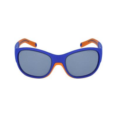 Lunettes de soleil pour enfant JULBO Bleu LUKY Bleu   Orange - Spectron 3 +  Lunettes. JULBO 3e69433bc29c