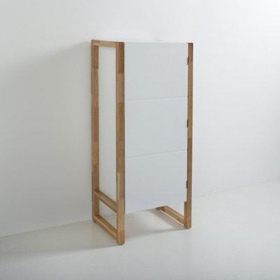 meuble colonne de rangement salle de bain compo la redoute interieurs