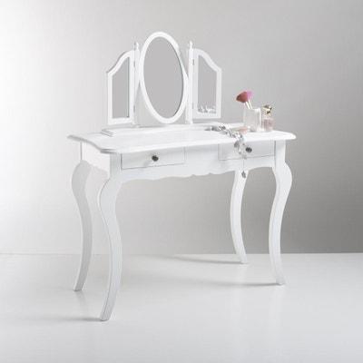 coiffeuse blanche la redoute. Black Bedroom Furniture Sets. Home Design Ideas