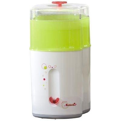 Stérilisateur Electrique, Blanc / Gris / Vert - Badabulle Stérilisateur Electrique, Blanc / Gris / Vert - Badabulle BADABULLE