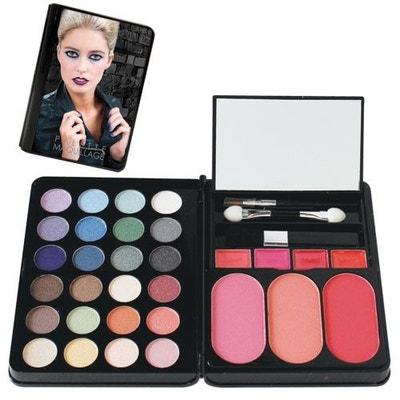 Palette maquillage RockeetRoll 31 couleurs Parisax COSMETICS UNITED