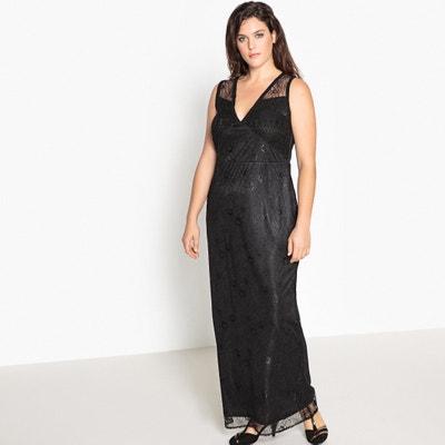 Lace Maxi Dress CASTALUNA