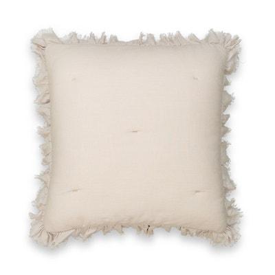 Federa per cuscino lino e viscosa NILLOW Federa per cuscino lino e viscosa NILLOW La Redoute Interieurs