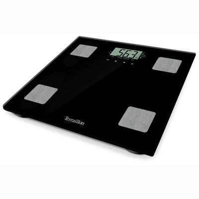 Pèse-personne électronique Fitness One BEG58319BK Pèse-personne électronique Fitness One BEG58319BK TERRAILLON