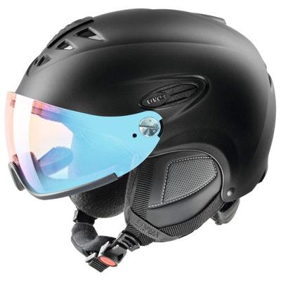 hlmt 300 vario - Casque de ski - noir hlmt 300 vario - Casque de ski - noir UVEX