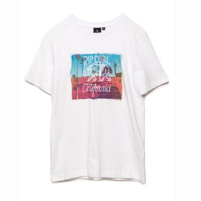 T-shirt met fotoprint T-shirt met fotoprint RIP CURL