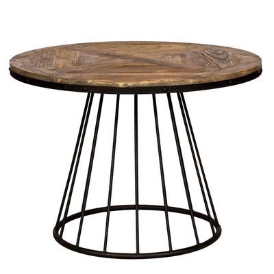 Table Pralus ronde en bois 110 cm Table Pralus ronde en bois 110 cm RENDEZ VOUS DECO