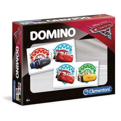 Domino Cars 3 CLEMENTONI
