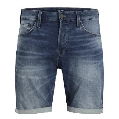 Bermuda 5 poches en jean Bermuda 5 poches en jean JACK & JONES