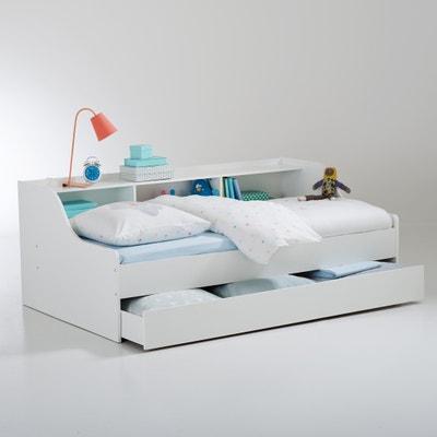 Cama banco con cajón y espacio de organización Palma La Redoute Interieurs