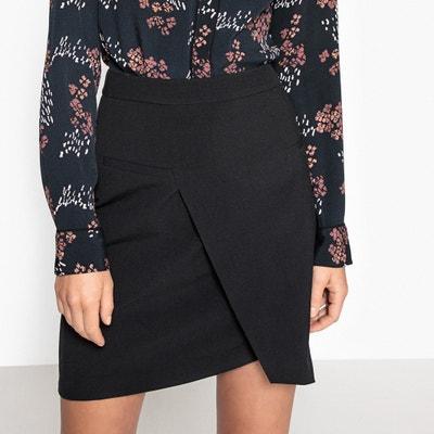 Crossover Mini Skirt SEE U SOON