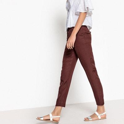 La Collections Slim Redoute Pantalon Femme v6Ybgfy7