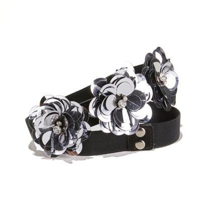 Cintura fibbia motivo fiori Cintura fibbia motivo fiori La Redoute Collections