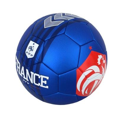 Ballon de Football T.5 FFF Jersey Bleu Ballon de Football T.5 FFF Jersey Bleu MADE IN SPORT