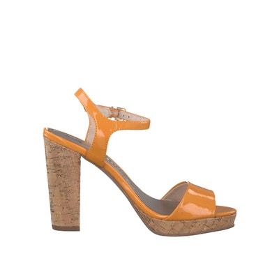 Sandalias estilo charol 28002-38 Sandalias estilo charol 28002-38 TAMARIS