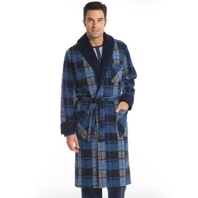 Robe de chambre, maille courtelle® Robe de chambre, maille courtelle® THERMOVITEX