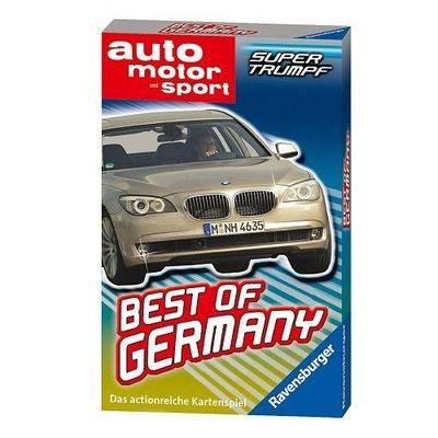 Jeu en Allemand Karten : Best of Germany RAVENSBURGER