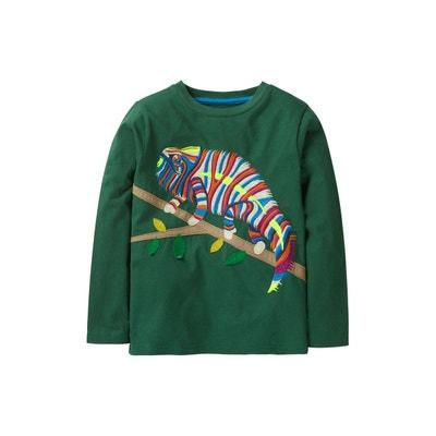d3f960ff31972 T-shirt à appliqué Go Wild T-shirt à appliqué Go Wild BODEN