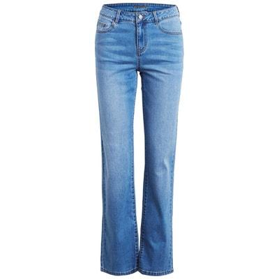 Regular Fit Straight Jeans VILA
