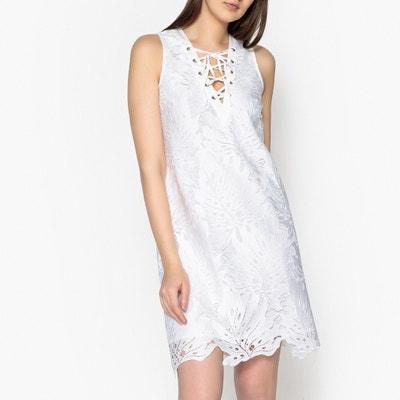 Kleid aus Guipure-Spitze Kleid aus Guipure-Spitze LIU JO