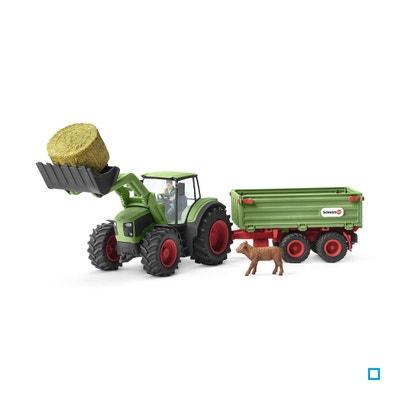 Tracteur avec remorque - SCL42379 Tracteur avec remorque - SCL42379 SCHLEICH 8e7d24787cac