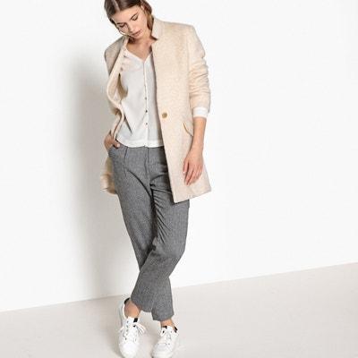Wool Blend Coat Wool Blend Coat SUNCOO