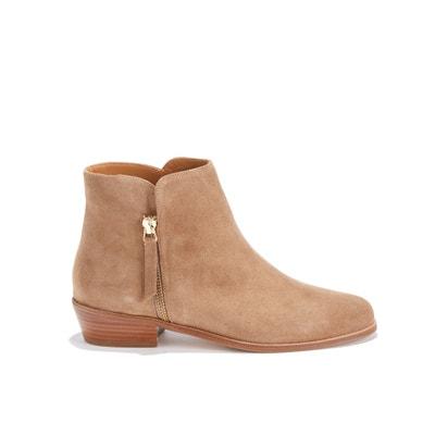 La Tulipe Leather Ankle Boots La Tulipe Leather Ankle Boots BOBBIES