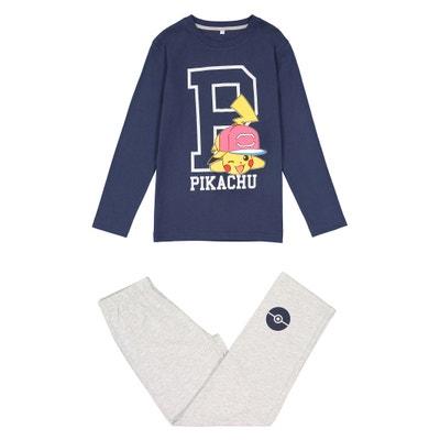 Pyjama mit Pikachu-Print, 8-14 Jahre Pyjama mit Pikachu-Print, 8-14 Jahre POKEMON