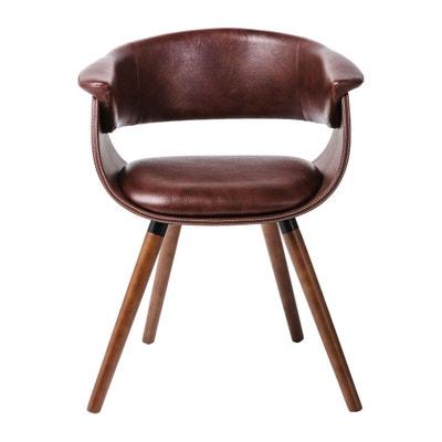 Chaise avec accoudoirs Monaco nougat Kare Design Chaise avec accoudoirs Monaco nougat Kare Design KARE DESIGN
