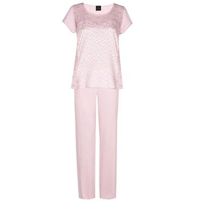 Pyjama en soie HAPPY 402 LE CHAT