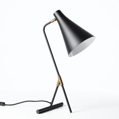 lampes noires la redoute. Black Bedroom Furniture Sets. Home Design Ideas