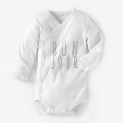 Completo bébé scollo rotondo 0 mesi - 12 mesi Completo bébé scollo rotondo 0 mesi - 12 mesi La Redoute Collections