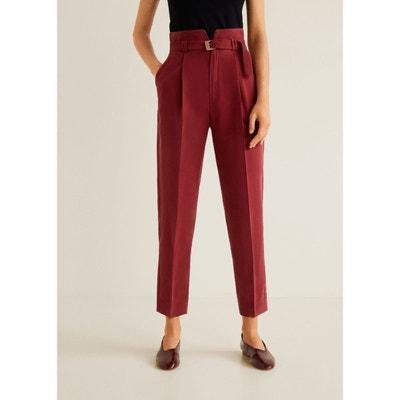 Pantalon droit costume Pantalon droit costume MANGO f177511f0f13
