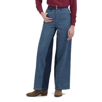 Jean Oversized bicolor Paige Jean Oversized bicolor Paige Façon Jacmin