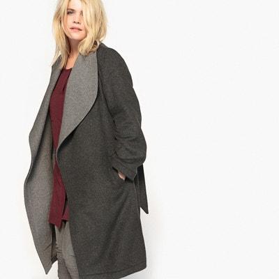 Long Draped Coat Long Draped Coat CASTALUNA